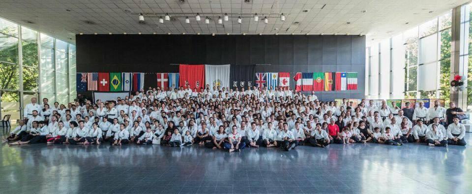 Pa-Kua Internatonal Open Classes 2016 Buenos Aires